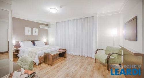 Flat Apart Hotel - Chácara Santo Antônio (zona Sul) - Sp - 10814