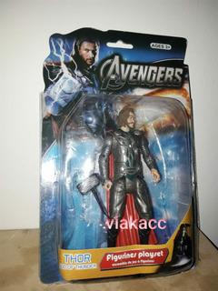 Muñecos De Avengers. Thor. Thanos