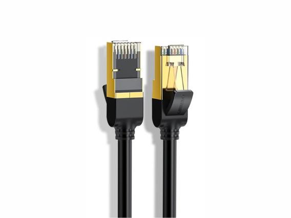 11229 Ugreen Rede Lan Ethernet Cabo Cat7 Giga Pathcord 50cm
