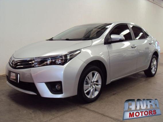 Toyota Corolla Gli 1.8 Flex Automático Completo