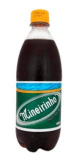 Refrigerante Mineirinho Fardo Com 12 Uni De 350ml