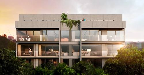 Penthouse En Venta A Estrenar En Pedregal, 540 Metros2