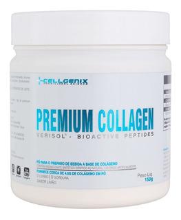 Premium Collagen Bioactive Peptides Limão 150g