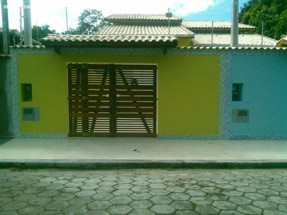 Casa Para Venda Em Itanhaém, Vila Nova Itanhaém, 2 Dormitórios, 1 Suíte, 2 Banheiros, 2 Vagas - 258