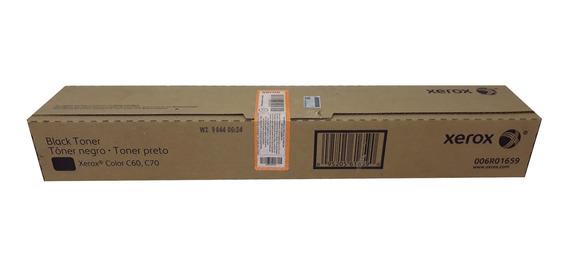 Toner Xerox C60 / C70 / 006r01659 Black Original Novo