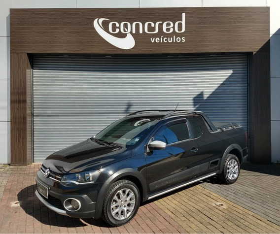 Volkswagen - Saveiro Cross 1.6 Mi Total Flex 8v Ce 2014