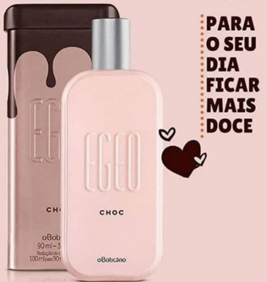Egeo Choc Desodorante Colônia