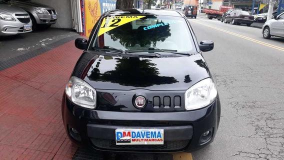Fiat Uno Economy 1.4 8v (flex) 4p 2012