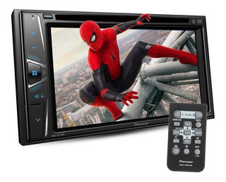 Auto Estereo Bluetooth Pantalla 6.2puLG Tactil Usb Pioneer