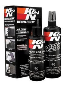Kit Limpeza K&n Kn K N Manutenção Squeeze Oil 99-5050