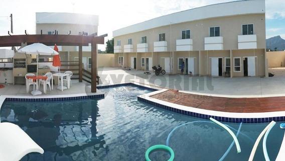 Sobrado Residencial Para Venda E Locação, Pontal De Santa Marina, Caraguatatuba. - So0064