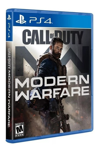 Call Of Duty Modern Warfare Ps4 Play 4 Fisico Y Sellado