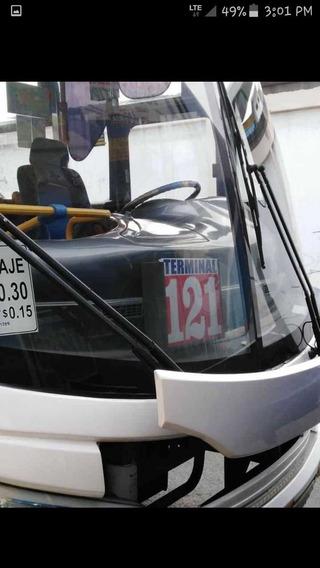 Bus Mercedes Benz 1721 Año 2018 Con Acciones Y Derechos