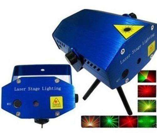 Mini Laser Projetor Efeitos Especiais Apenas R$ 74,99