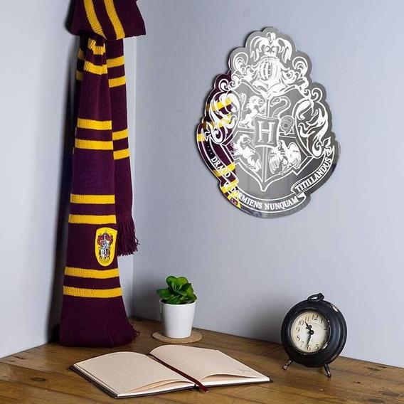 Espejo Decorativo Hogwarts Harry Potter Original Nuevo