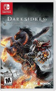 Darksiders Warmastered Edition / Nintendo Switch