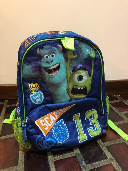 Mochila Monsters University Disney Store
