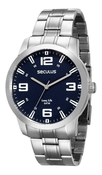 Relógio Masculino Seculus 28827g0svna1