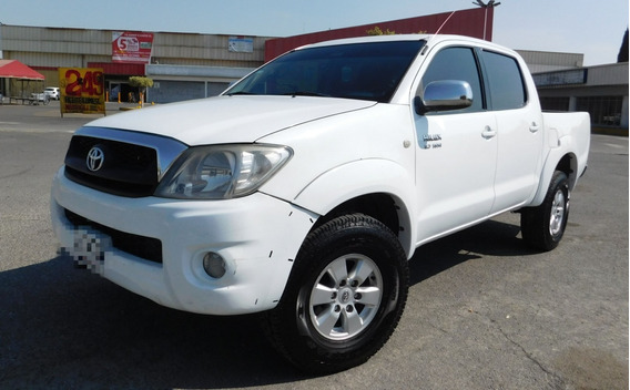 Toyota Hilux 2010 Tm 4x2 Pick Up 2.7 Lts Electrica