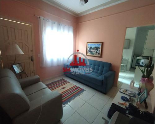 Imagem 1 de 18 de Casa 02 Dormitórios Na Nova Mirim Praia Grande - Ca00331 - 69920103