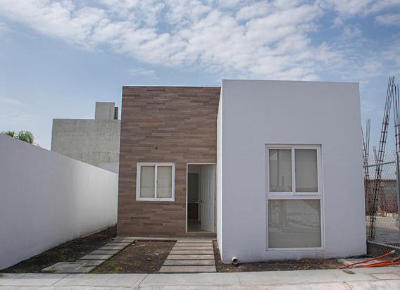 Casa Nueva En Venta En Desarrollo San Pablo, Querétaro (05)