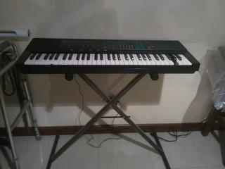 Piano Teclado Yamaha Psr36 Sin Base Y Sin Cargador/adaptador