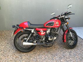 Vendo Gilera Vc 200r - Cafe Racer - Impecable !!