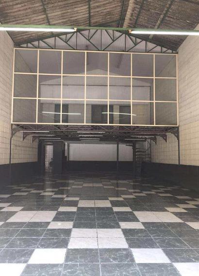 Galpão, Água Branca, São Paulo - R$ 1.380.000,00, 210m² - Codigo: 5090 - V5090