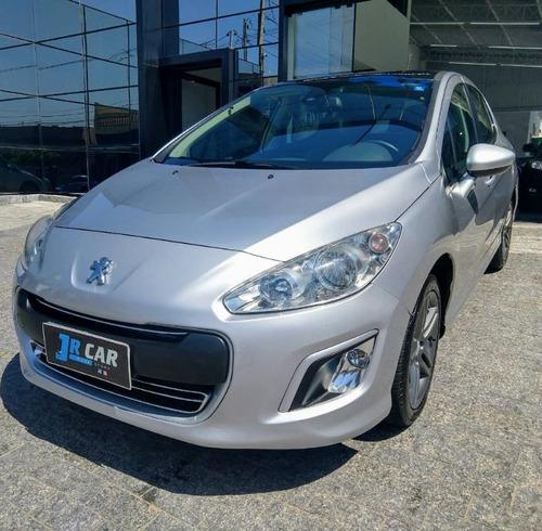 Peugeot 308 2.0 Allure 16v Flex 4p Aut 2013 C/ Teto