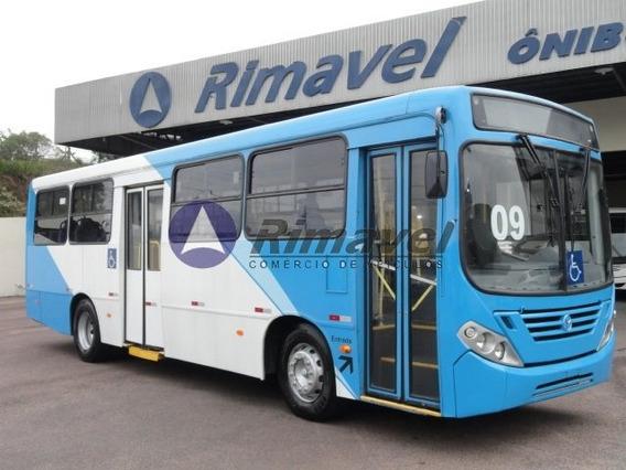 Ônibus Urbano Curto M.benz 1418 39 Lug. Ano 08/09 Elevador