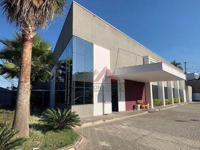 Salão Para Alugar, 800 M² Por R$ 25.000/mês - Mogi Moderno - Mogi Das Cruzes/sp - Sl0089