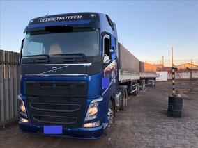 Entrada + Parcelas Volvo Fh 540 6x4 2018/19 + Rodotrem 0km