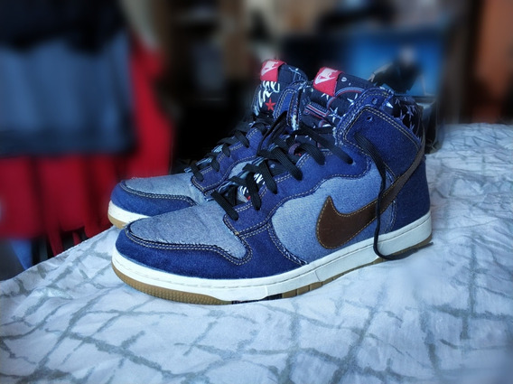 Nike Dunk Cmft Denim