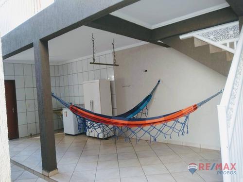 Imagem 1 de 14 de Sobrado À Venda, 191 M² Por R$ 550.000,00 - Jardim Europa Ii - Indaiatuba/sp - So0481