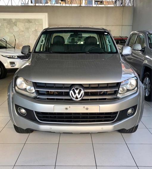 Volkswagen Amarok 2.0 Highline 2013 C. Dupla 4x4 Automática