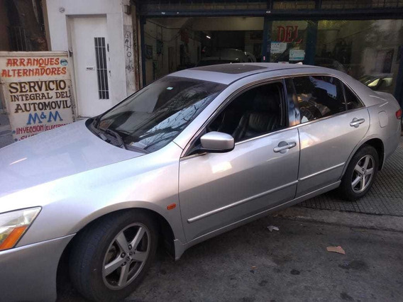 Honda Accord 3.0 Ex-l V6 2004