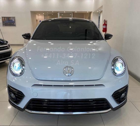 The Beetle 2.0 T R Sport (con Techo) My18 Nuevo 2019 Precio4