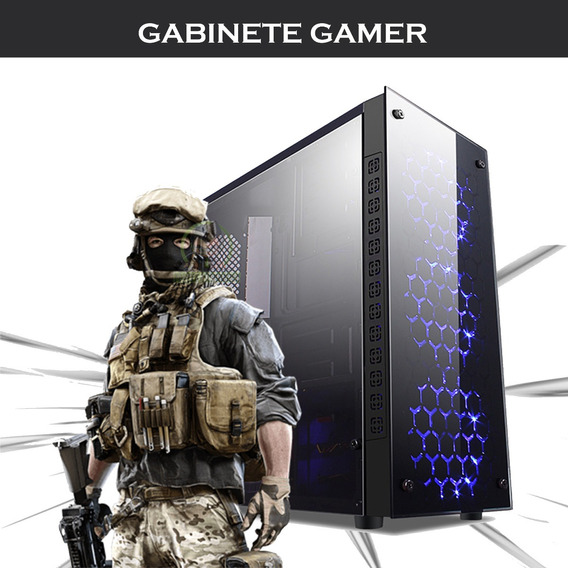 Cpu Gamer Intel Core I5 8gb Ddr4 1tb Gtx 1050 2gb Nvidia