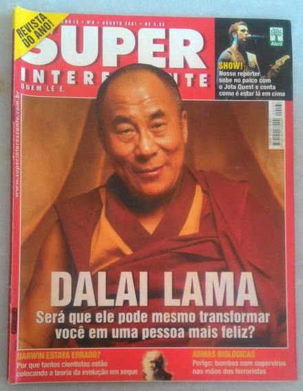 Revista Super Interessante Ano 2001
