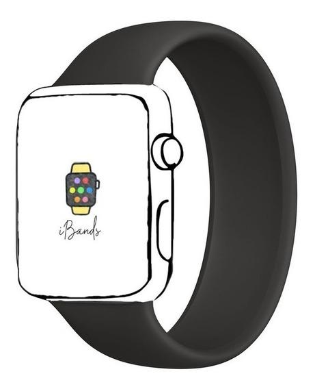 Pulseira Ibands Loop Solo Várias Cores Para Apple Watch