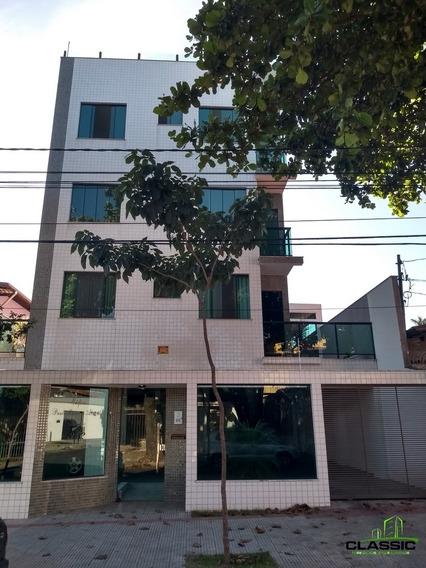 Apartamento Com 3 Quartos Para Comprar No Santa Branca Em Belo Horizonte/mg - 2242