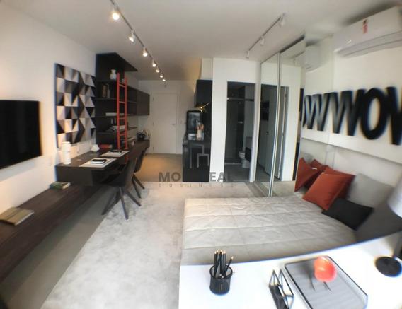Apartamento A Venda No Bairro República Em São Paulo - Sp. - Apc30-1