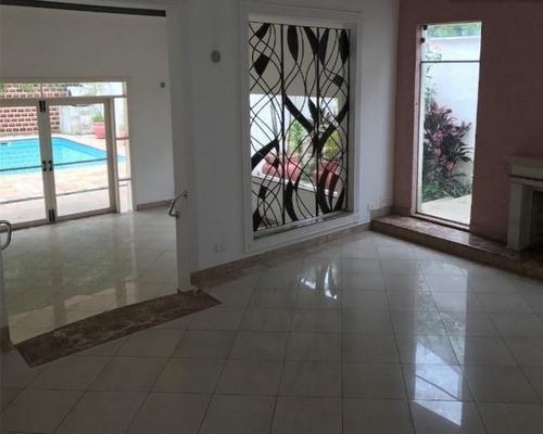 Imagem 1 de 26 de Casa De Alto Padrão No Condomínio Residencial 02 À Venda - Ca0140 - 67734017