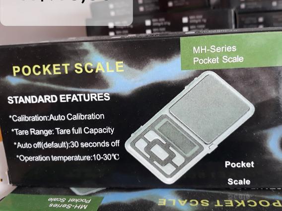 Kit 10 Mini Balança Digital P/ Jóias 500 G Imperdível