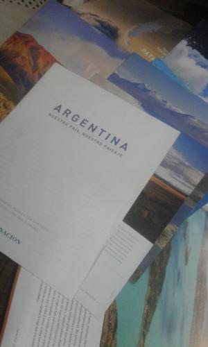 Fasciculos  Colección Argentina Nuestro Pais