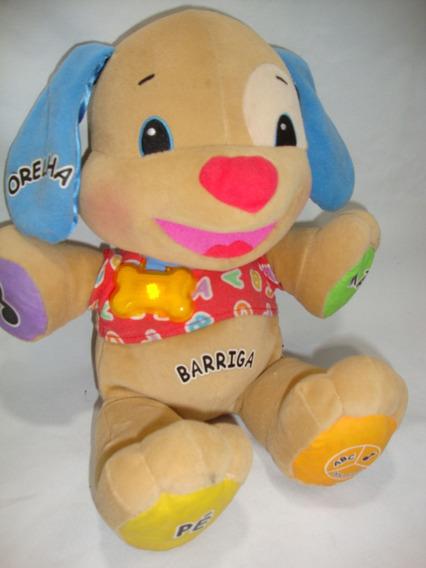 Cachorro Fisher Price Cantar E Brincar Funciona Ch.003