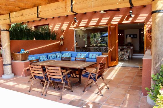 Casa En Condominio Club Náutico San Gaspar Del Lago