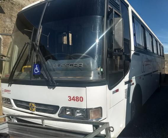 Ônibus, Busscar, 46 Lugares, Rodoviario, 3480