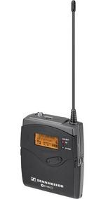 Receptor Sennheiser Bodypack 3g (740 - 776 Mhz) Sinal