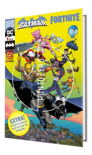 Imagem 1 de 1 de Batman - Fortnite Vol. 1